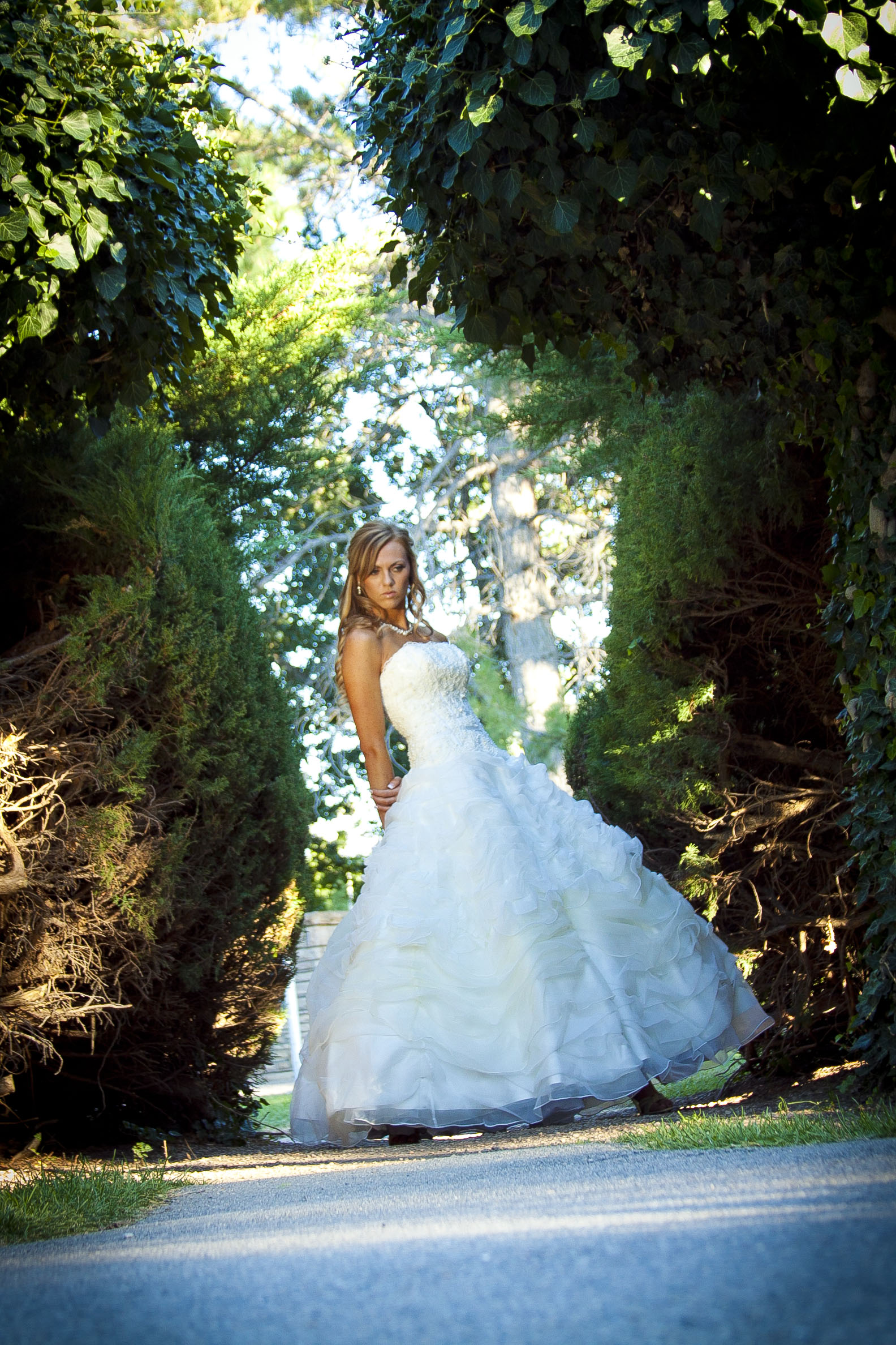 Utah Wedding Photographers | Jenna | International Peace Gardens ...